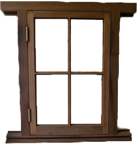 The Joinery Shop supply and fit Hardwood Windows for listed ...