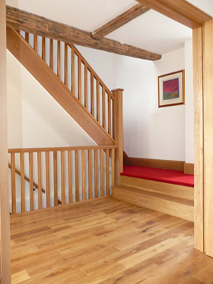 The Joinery Shop Supply And Fit Hardwood Stairs Amp Hardwood